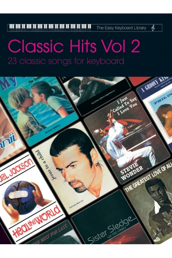 Easy Keyboard Library: Classic Hits Vol2