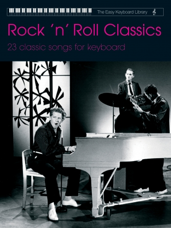 Easy Keyboard Library: Rock N Roll Classics
