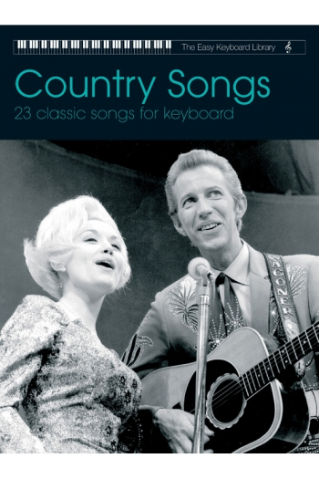 Easy Keyboard Library: Country Songs