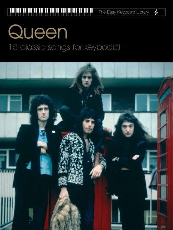 Easy Keyboard Library: Queen