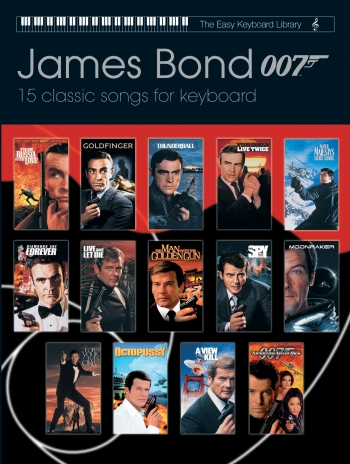 Easy Keyboard Library: James Bond