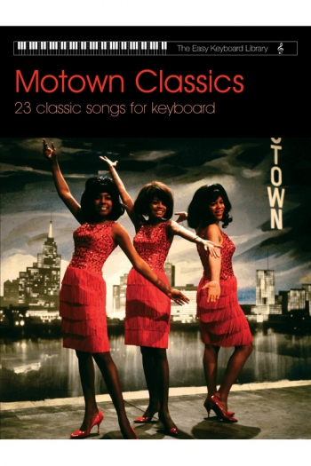 Easy Keyboard Library: Motown Classics
