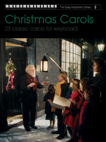 Easy Keyboard Library: Christmas Carols