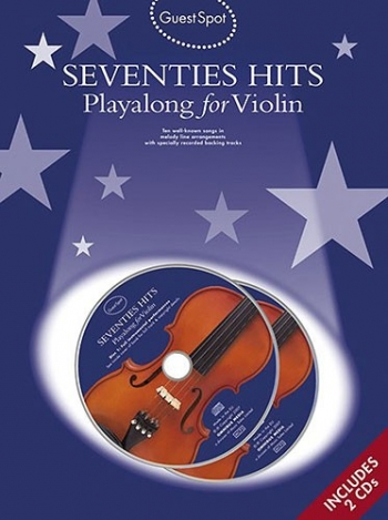 Guest Spot: Seventies Hits: Violin: Book & CD