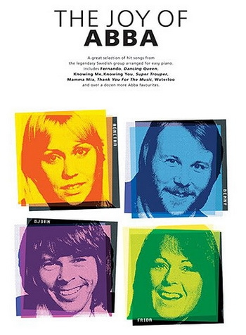 Joy Of Abba: Piano Vocal Guitar
