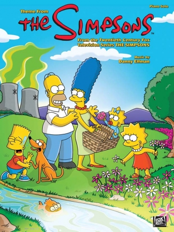Theme From The Simpsons: sheet