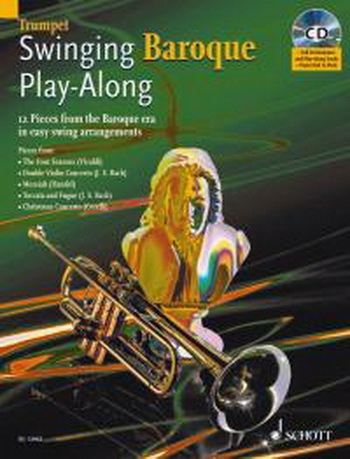 Swinging Baroque: Play Along: Trumpet