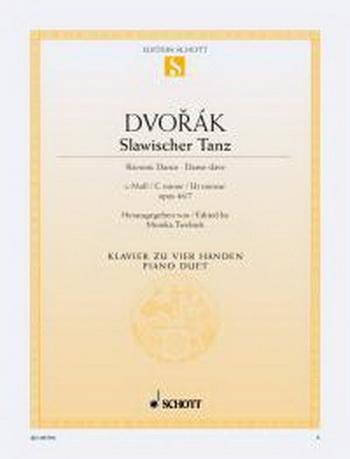 Slavonic Dance C Minor Op46/7