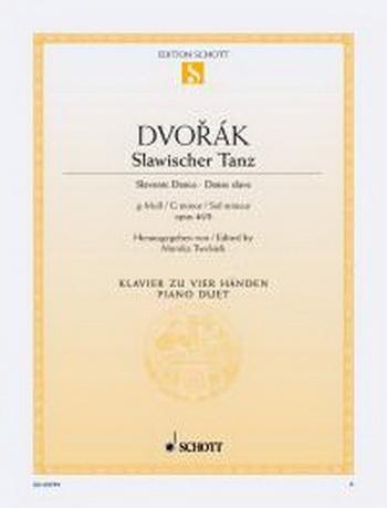 Slavonic Dance G Minorop46/8
