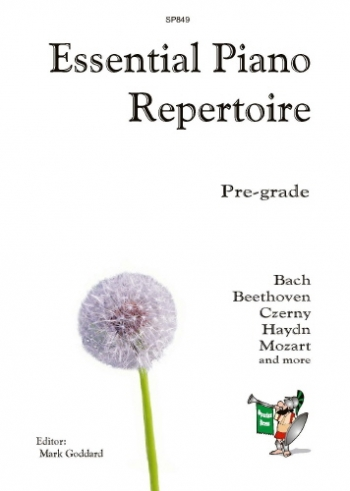 Essential Piano Repertoire: Pre Grade: easy