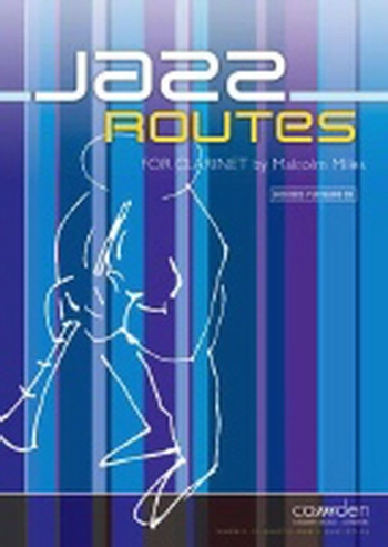 Jazz Routes: Clarinet: Book & CD