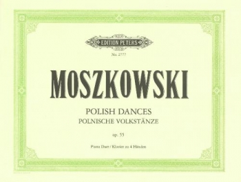 Polish Dances Op.55 Original: Piano (Peters)