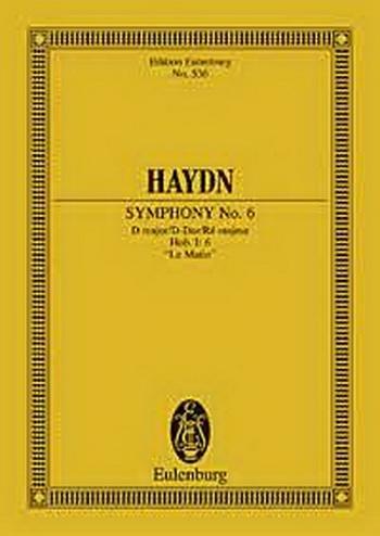 Symphony No.6 D Major: Le Matin: Miniature Score