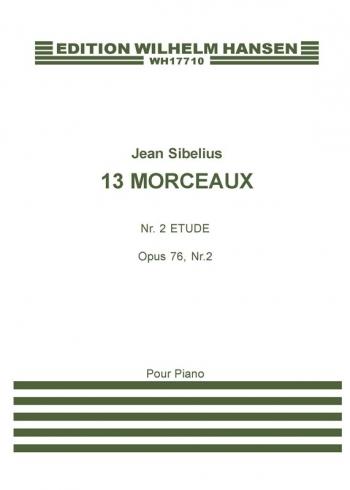 Etudes: 13 Pieces: Piano