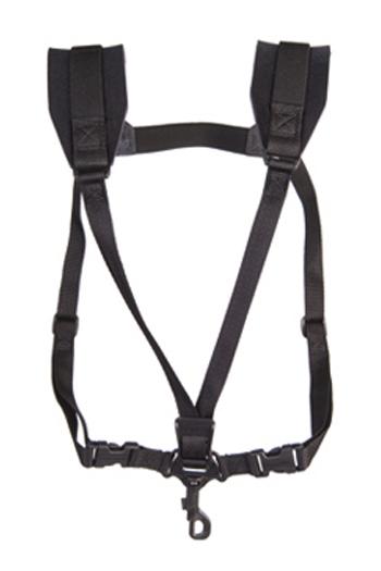 Neotech Junior Saxophone Soft Harness - Swivel Hook - Black
