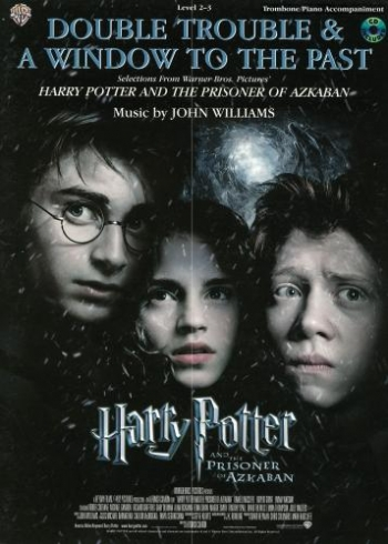 Harry Potter And The Prisoner Of Azkaban: Double Trouble And A Window To The Past: Trombone