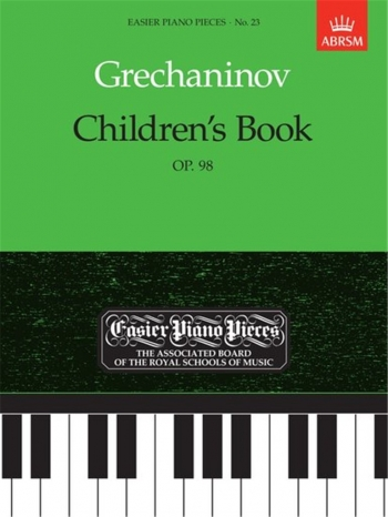 Childrens Book: Op98: Epp23 (Easier Piano Pieces) (ABRSM )