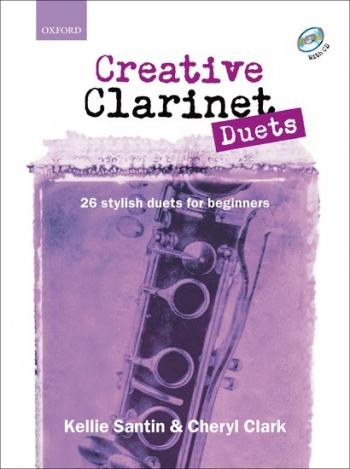 Creative Clarinet Duet