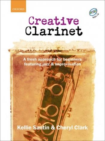 Creative Clarinet: Book & Cd