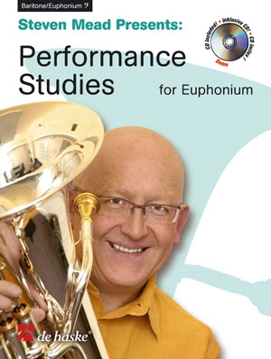 Performance Studies: Baritone/Euphonium: Treble Clef  (Stephen Mead)
