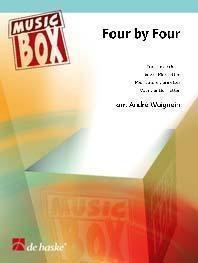 Four By Four: Saxophone Quartet