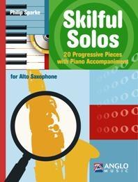 Skilful Solos: Alto Sax & Piano Book & Cd (sparke)