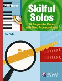 Skilful Solos: Flute & Piano Book & Cd (sparke)