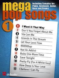 Mega Pop Songs: 1