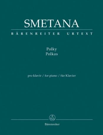 Polkas (Urtext): Piano (Barenreiter)