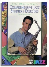 Eric Marienthals - Comprehensive Jazz Studies And Exercises
