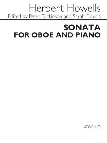 Sonata: Oboe & Piano (Novello)