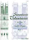 Seventeen Voluntaries Set 5: Organ