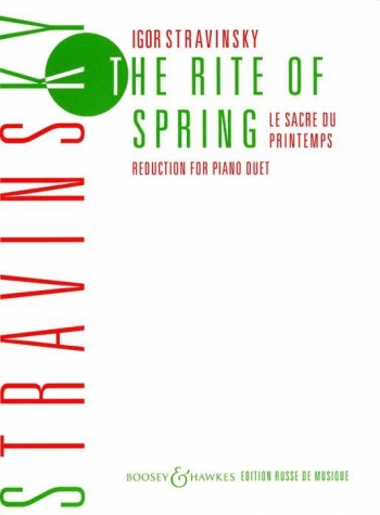 Rite Of Spring: Le Sacre Du Printemps