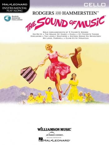 Sound Of Music: Cello: Book & CD