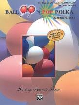 Balloon Pop Polka: Piano Duet