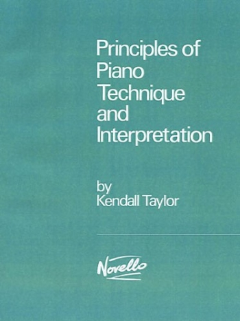Principles Of  Piano Technique and Interpretation-studies
