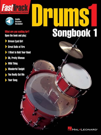 Fast Track Drums: Songbook 1