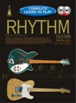 Complete Learn To Play: Rhythm Guitar: Book And Audio