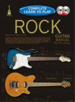 Complete Learn To Play: Rock Guitar: Book and CD