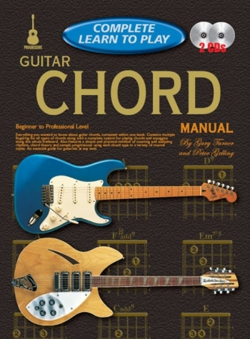 Complete Learn To Play: Guitar Chord Manual: Book And Audio