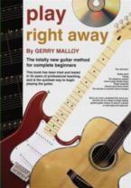 Play Right Away: Guitar: Bk & Cd