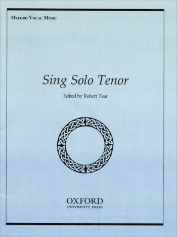 Sing Solo: Tenor: Vocal: Album