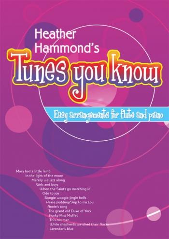 Tunes You Know: Vol 1: Flute & Piano Book & CD