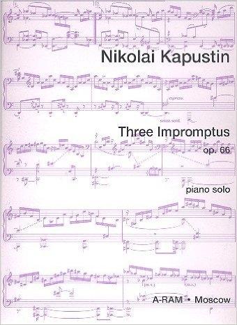 3 Impromptus: Op.66: Piano