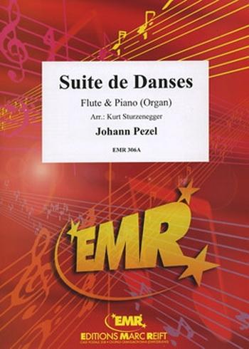 Suite De Danses: Flute & Piano (Marc Reift)