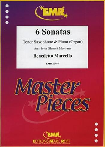 6 Sonatas: Tenor Saxophone