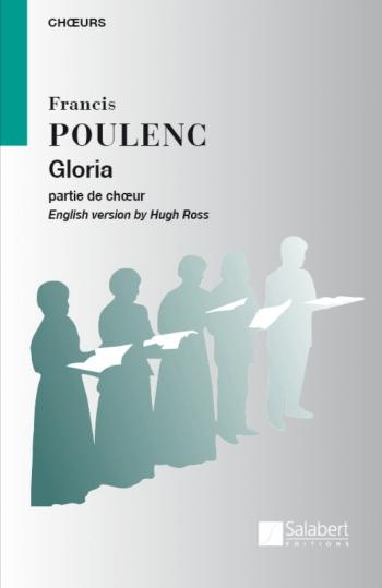 Gloria:  Chorus Score: Satb: Vocal