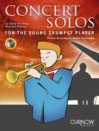 Concert Solos For The Young Trumpet Player: Trumpet