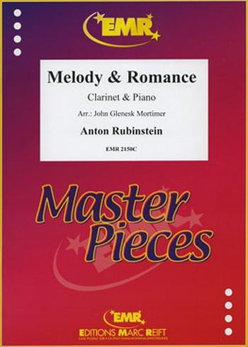 Melody and Romance: Clarinet & Piano
