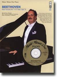 Piano Concerto No.1 in C, Op.15 Book & 2Cds (MMO)